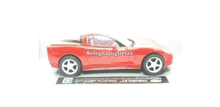 coche miniatura Chevrolet Corvette Coupe 1/43 New Ray