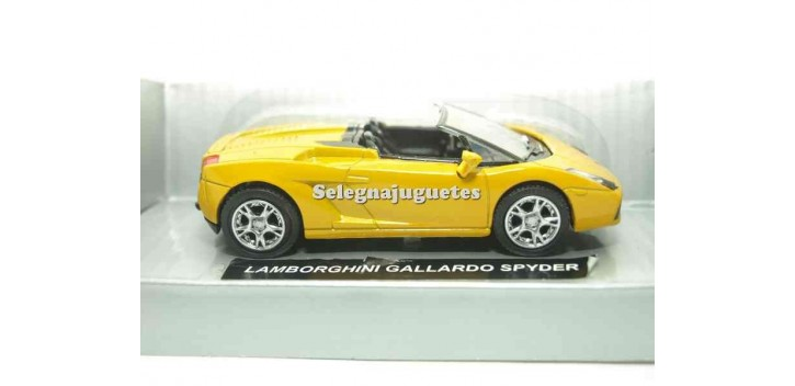 Lamborghini Gallardo Spyder 1/43 New Ray