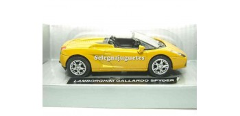 coche miniatura Lamborghini Gallardo Spyder 1/43 New Ray