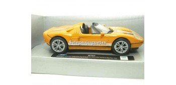 coche miniatura Ford GTX1 1/43 New Ray