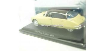 maquetas de coches Citroen Ds 19 Salon Del Auto 1955