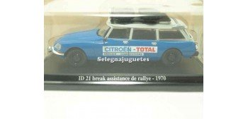 Citroen ID 21 break asistencia de rallye 1970