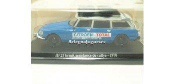 Citroen ID 21 break asistencia de rallye 1970