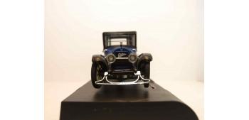 coche miniatura Cadillac Type 57 Victoria Coupe 1928 azul