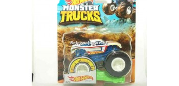 coche miniatura Monster Truck Hot Wheels escala 1/64 Hot wheels