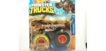 Monster Truck Tiger Shark 1:64 scale Hot wheels