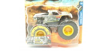 Monster Truck Wild Streak 1:64 scale Hot wheels