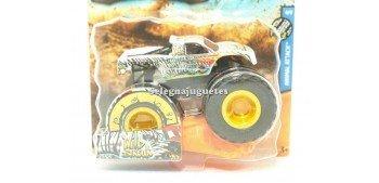 Monster Truck Wild Streak escala 1/64 Hot wheels