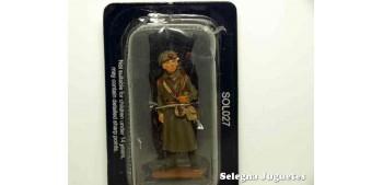 lead figure 9 figuras soldados del siglo XX