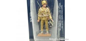 soldado plomo Lote 9 figuras soldados del siglo XX
