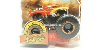 Monster Truck Hot Weiler escala 1/64 Hot wheels