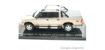 Chevrolet S-10 Deluxe 2.5 Cabine Dupla 2009 scale 1:43 Ixo Altaya