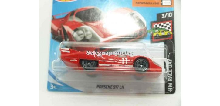 coche miniatura Porsche 917 LH 1/64 Hot Wheels