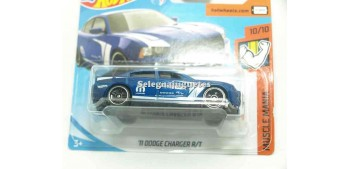 coche miniatura Dodge Charger R/T 11 1/64 Hot Wheels