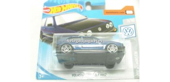Volkswagen Golf MK2 1/64 Hot Wheels