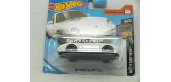 miniature car Porsche Carrera 961/64 Hot Wheels