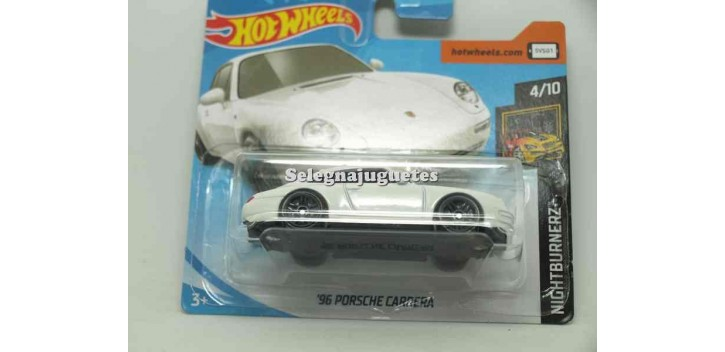 coche miniatura Porsche Carrera 96 1/64 Hot Wheels