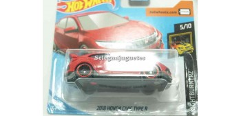 Honda Civic Type R 2018 1/64 Hot Wheels