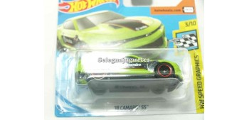miniature car Camaro SS 18 1/64 Hot Wheels
