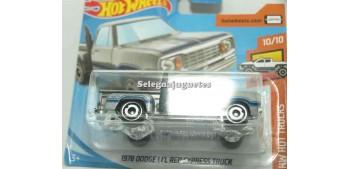 miniature car Dodge Li`L Red Express Truck 1978 1/64 Hot Wheels