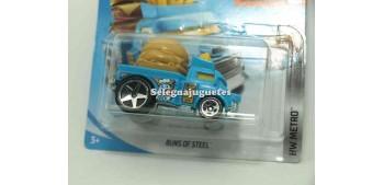 coche miniatura Buns Of Steel 1/64 Hot Wheels