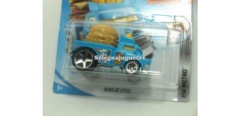 Buns Of Steel 1978 1/64 Hot Wheels