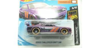 miniature car Dodge Challenger Drift Car 1/64 Hot Wheels