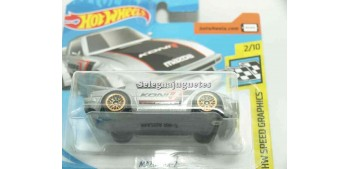 lead figure Mazda RX-7 1/64 Hot Wheels