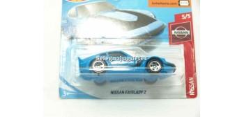 miniature car Nisan Fairlady Z 1/64 Hot Wheels