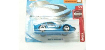 Nisan Fairlady Z 1/64 Hot Wheels