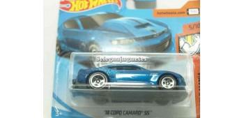 coche miniatura Copo Camaro SS 18 1/64 Hot Wheels