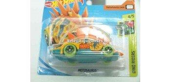 Motosaurio 1/64 Hot Wheels
