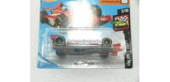 miniature car Indy 500 oval scale 1/64 Hot Wheels
