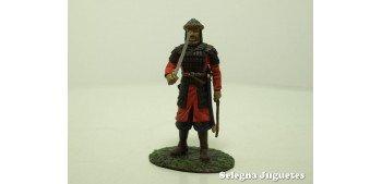 Lote 10 soldados de la Edad Media de Altaya 54 mm