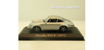 miniature car Porsche 911 s 1972 escala 1/43 Ixo - Rba -