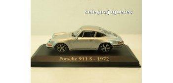 Porsche 911 s 1972 escala 1/43 Ixo - Rba - Clásicos inolvidables coche metal miniatura Altaya