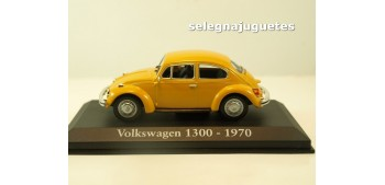 miniature car Volkswagen 1300 1970 escala 1/43 Ixo - Rba -