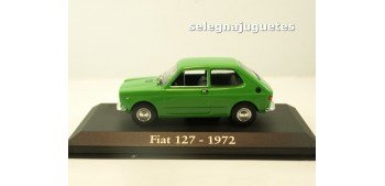 Fiat 127 1972 escala 1/43 Ixo - Rba - Clásicos inolvidables coche metal miniatura Altaya