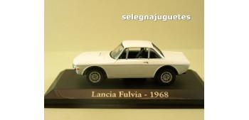 miniature car Lancia Fulvia 1968 escala 1/43 Ixo - Rba -
