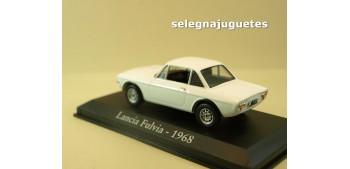 coche miniatura Lancia Fulvia 1968 escala 1/43 Ixo - Rba -