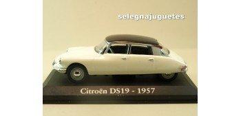 Citroen DS19 1957 escala 1/43 Ixo - Rba - Clásicos inolvidables