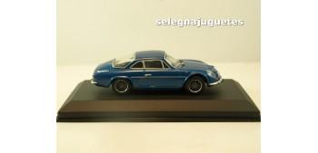 coche miniatura Renault Alpine A110 1969 escala 1/43 Ixo - Rba