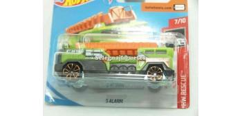 miniature truck Truck 5 alarm 1/64 Hot Wheels