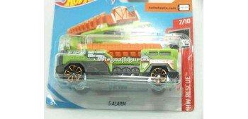 5 alarm truck 1/64 Hot Wheels