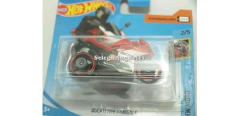 moto miniatura Ducati 1199 Panigale 1/64 Hot Wheels