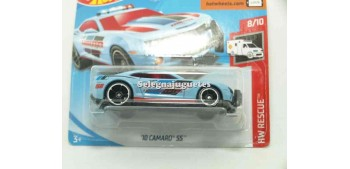 10 Camaro 55 1/64 Hot Wheels