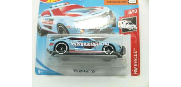 coche miniatura Camaro 10 55 1/64 Hot Wheels