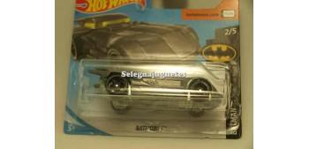 miniature car Batmobile 1/64 Hot Wheels