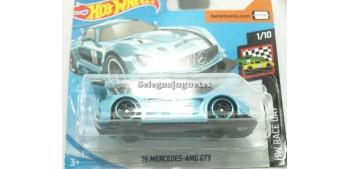Mercedes Amg GT3 16 1/64 Hot Wheels