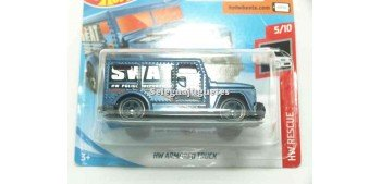 Hw Armored Truck Swat 1/64 Hot Wheels